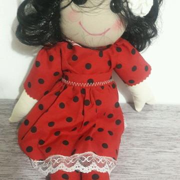 Boneca de Pano -Joanhinha