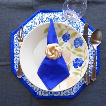 JGAME65 - Sousplat Patchwork Azulejo