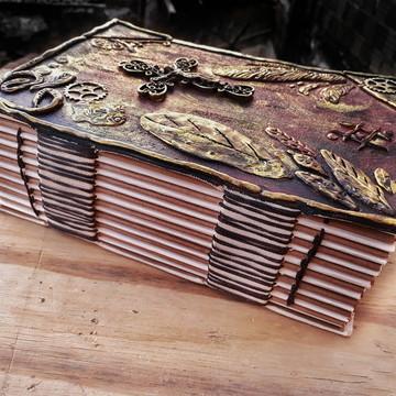 Sketchbook Relíquias Mistério