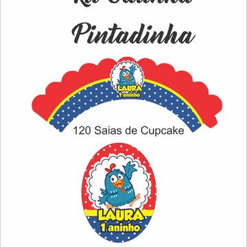 Kit Galinha Pintadinha