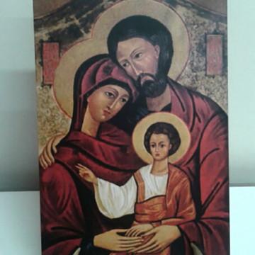 Quadro De imagem Sacra Católica
