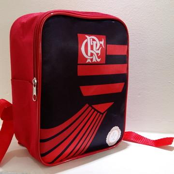 Mochila Infantil Personalizada Flamengo