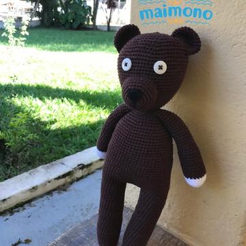 Amigurumi Teddy Mr. Bean
