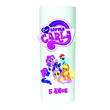Copos Personalizados My Little Pony - Kit Pequeno
