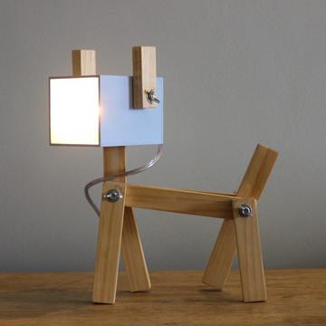 Luminária Cachorrinho