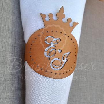 Porta Guardanapos em Courvin cor Cobre Personalizados
