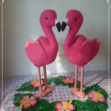 Flamingo para Decoração (Pink)