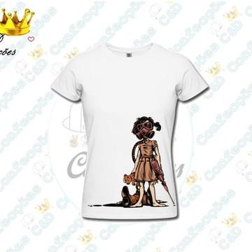 a8dd4ecdd2340 Camisetas Feminino e Masculina Diversos Modelos