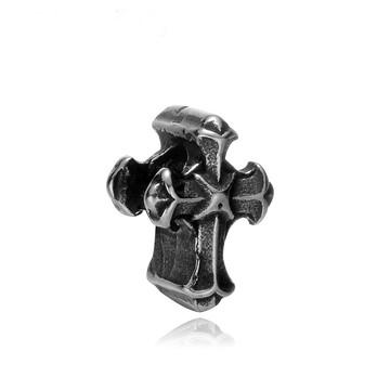 Berloque de Aço Inox 360L CRUZ