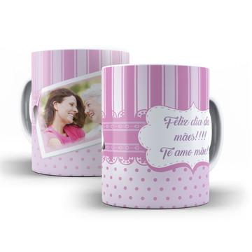 Caneca Porcelana Personalizada com foto