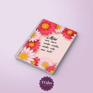 Planner Semanal Dia das Mães