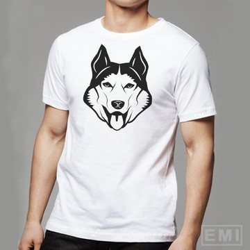 Camisetas cachorro pastor alemão