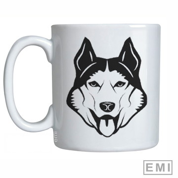 Caneca cachorro pastor alemão