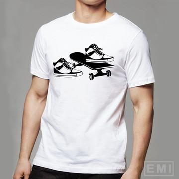 Camisetas esportes skate