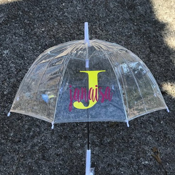 Lembrancinha Guarda Chuva Personalizado