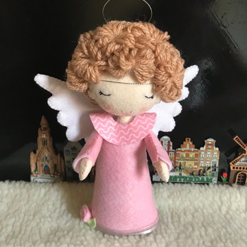 Anjo de Feltro