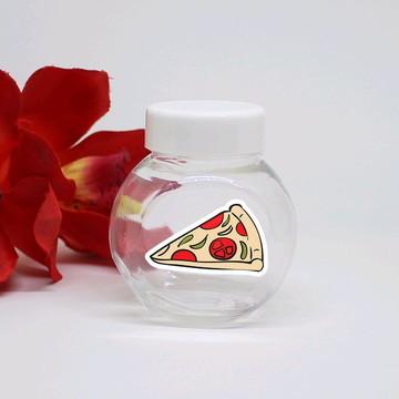 Mini-baleiro de plástico - italiana - pizza