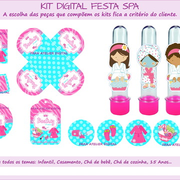 Kit Digital Festa SPA