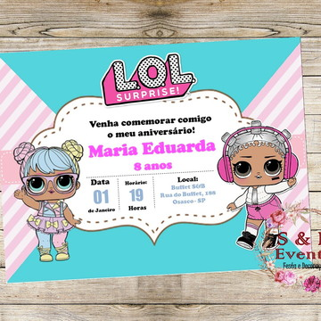 Arte Digital - LOL Surprese