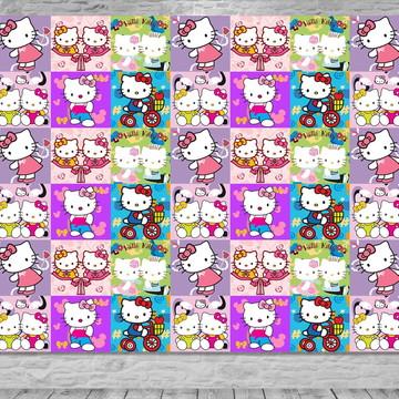 Painel Hello Kitty -Frete Grátis