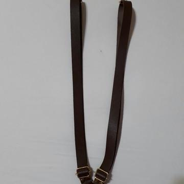 Alças de couro para Mochila