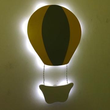 Balão Com Luz de LED Para Quarto Recem Nascido