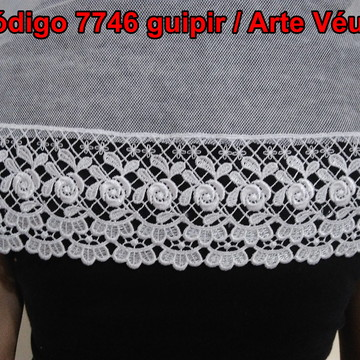 véu CCB Adulto 7746 / Arte Véus