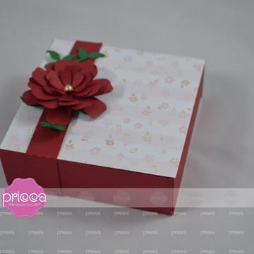 #0332 : Molde para caixa de sabonetes com borda reforçada