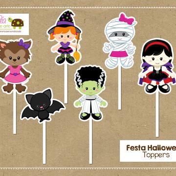 Topper Festa Halloween