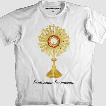 Camisa SANTÍSSIMO SACRAMENTO