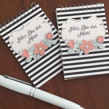 Caderninhos personalizados