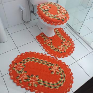 Jogo de banheiro 3 peças