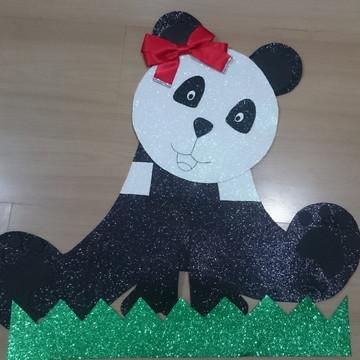 Panda em EVA