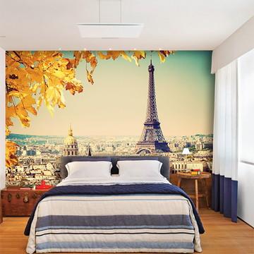 Papel de Parede 3D França 0008