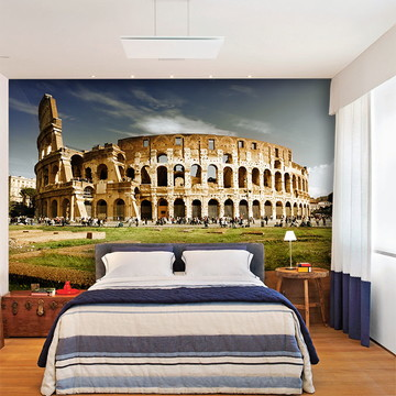 Papel de Parede 3D Italia 0008