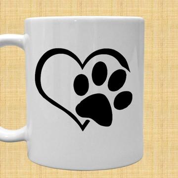 Caneca de Pets Cachorros e Gatos #186