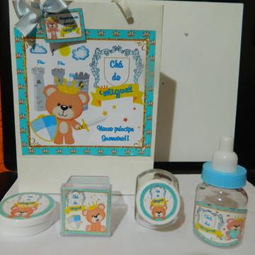 Kit Chá de Bebê meninos