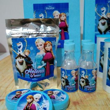 Kit Frozen - 40 unidades