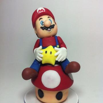 Super Mario Bros Biscuit