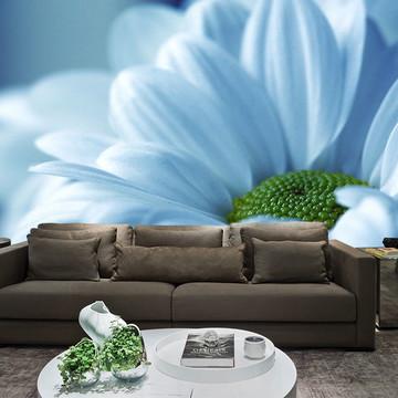 Papel de Parede para Sala 0015 - Papel de Parede de Flores