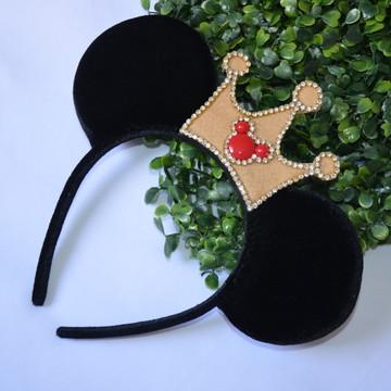 Orelha Mickey Realeza