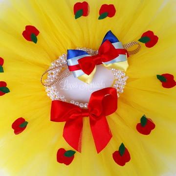 Smash the cake branca luxo