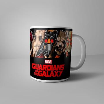 Caneca Guardiões da Gálaxia