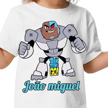 Camisa personalizada - Cyborg