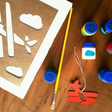 Lembrancinha Infantil - Kit Artista