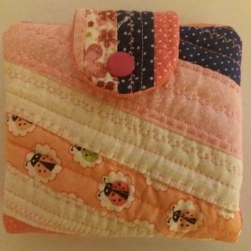 Porta absorvente patchwork