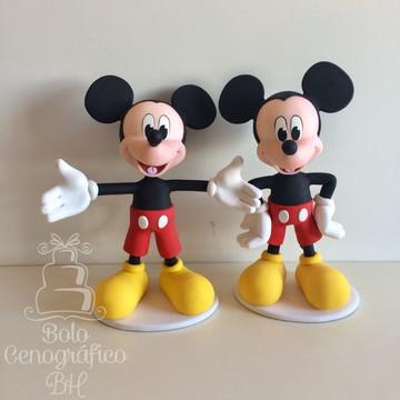 Enfeite de mesa Mickey - Locação