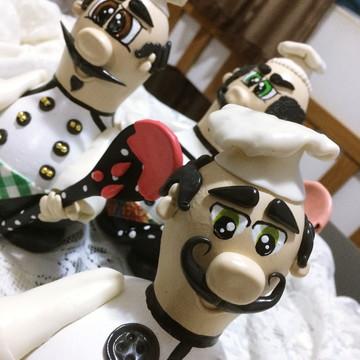 Cozinheiros de Cabaça