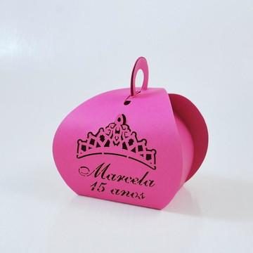 Caixa Para Bem Vivido Coroa de Princesa