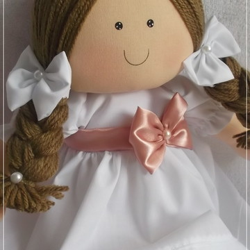 Boneca Dama de honra Rosita